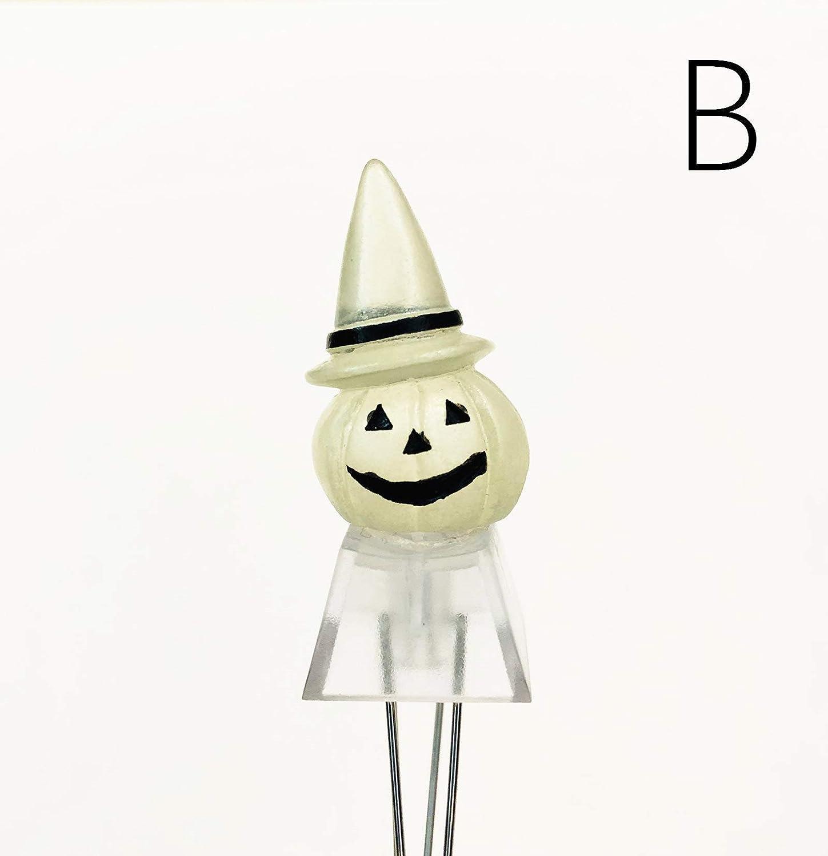 Handmade Halloween Ghosts Switch Resin Artisan Backlit Keycaps SA Profile for Cherry MX RGB Mechanical Keyboard Gaming DIY Replace Jack - O- Lanterns