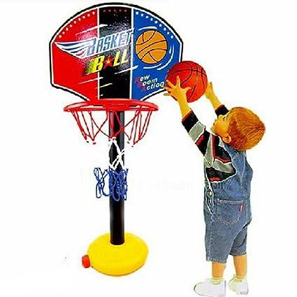 BaloncestoJuguete Canasta Para 5 Multicolor 33 De Niños Ouneed Nwm8n0