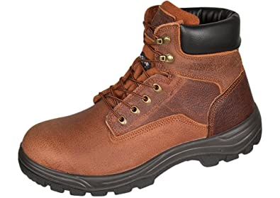 Amazon.com | WorkZone Work Zone Men's 6 Inch Insulated Steel Toe Work Boot,  Style: S651 | Industrial & Construction Boots