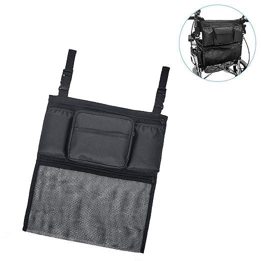 LayOPO Rollator Bag con portavasos, Accesorios de Silla de Ruedas ...
