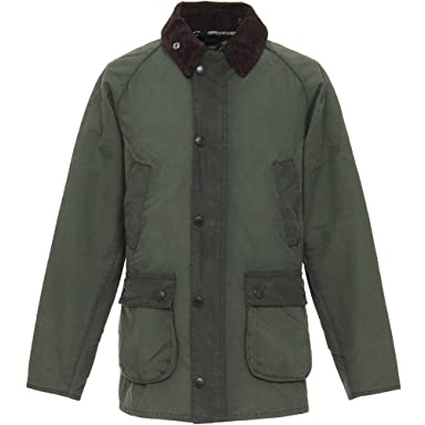 Bedale SL Washed MWX1015: Sage
