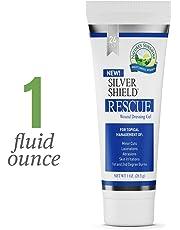 Nature's Sunshine Silver Shield Gel - Single 3 oz tube