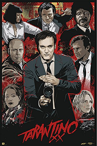 Tarantino XX Poster