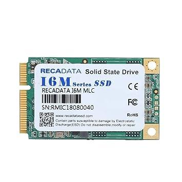 ASHATA Mini Disco Duro Interno Sólido SSD/HHD SATA3 Incorporado de ...