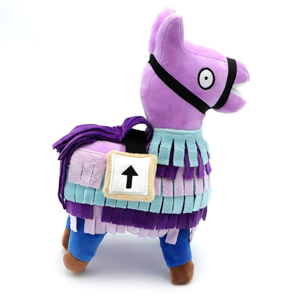 Amazon.com: 2018 Llama Plush Stuffed Toy, Loot Llama Plush Toy Figure Doll Soft Stuffed Animal Toys for Boys Girls Child Birthdays Gifts, Halloween: Home & ...