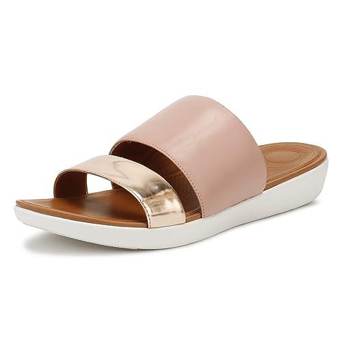 Fitflop Pink Delta Bags Slide ukShoesamp; Sandals co 7 UkAmazon 4j35LqAR