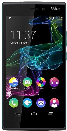 Wiko Rainbow - Smartphone libre Android (pantalla 5