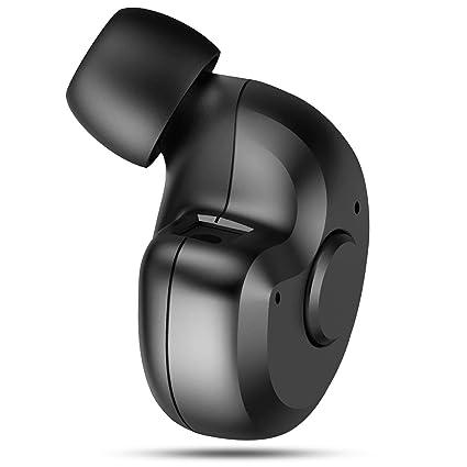 mini Auricular Bluetooth 4.1, AngLink Manos Libres Bluetooth in-ear con Micrófono para Podcasts