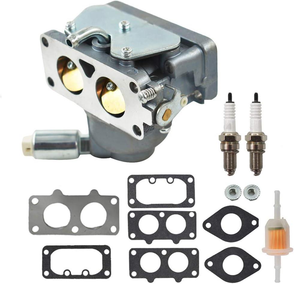 799230 Carburetor replacement for John Deere L111 L118 L120 LA120 LA130 LA135 LA140 LA145 LA150 replacement for Briggs & Stratton 791230 799230 699709 499804 Toro Carburetor