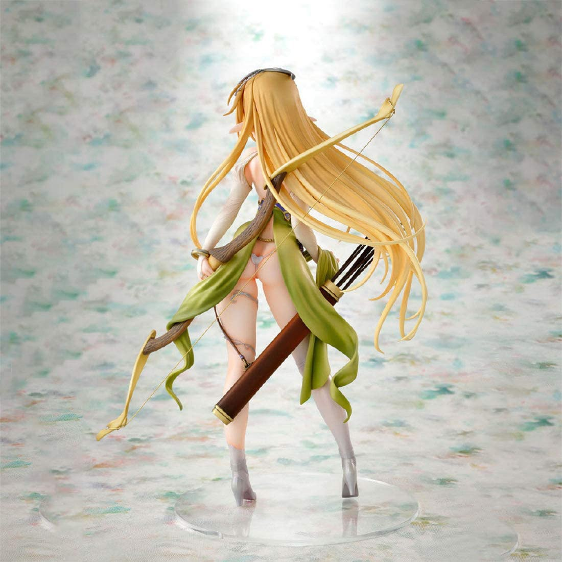Cheveux Bleus Archeyle 1//6 27CM Figurine Manga Figurine PVC Anime Girl Figurine Manga Figurine Fille Garage Kit Figurine GODNECE Figurine Manga