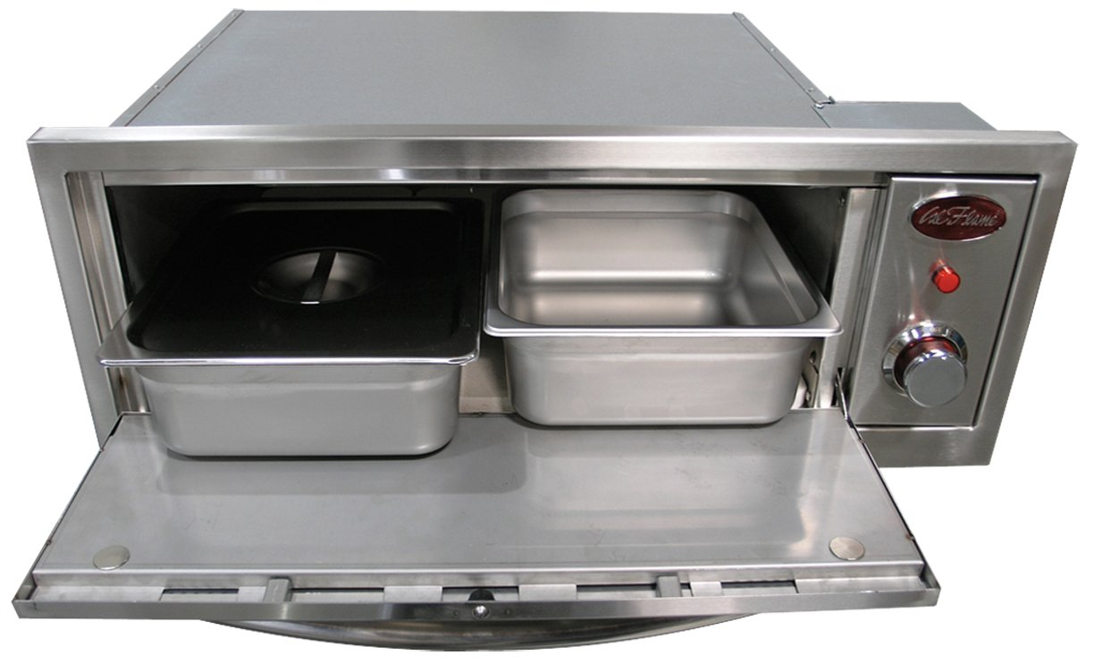 CalFlame BBQ10967E-A 2-in-1 Oven