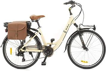 Via Veneto E62 L - Bicicleta para Mujer: Amazon.es: Deportes y ...