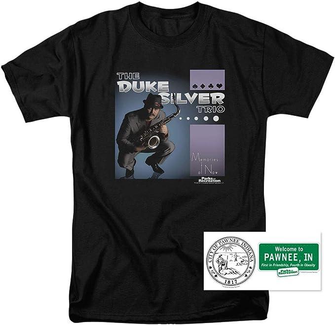 Duke Silver Vintage T-Shirt