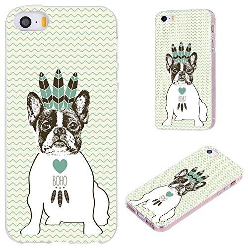 5c phone cases french bulldog - 3