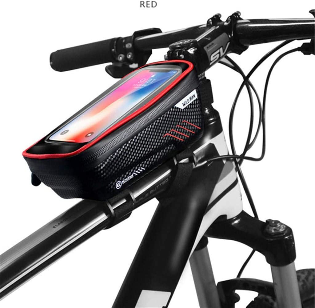 SMILEQ Wild Man Mountain Bike Bag Impermeable a Prueba de Agua MTB ...