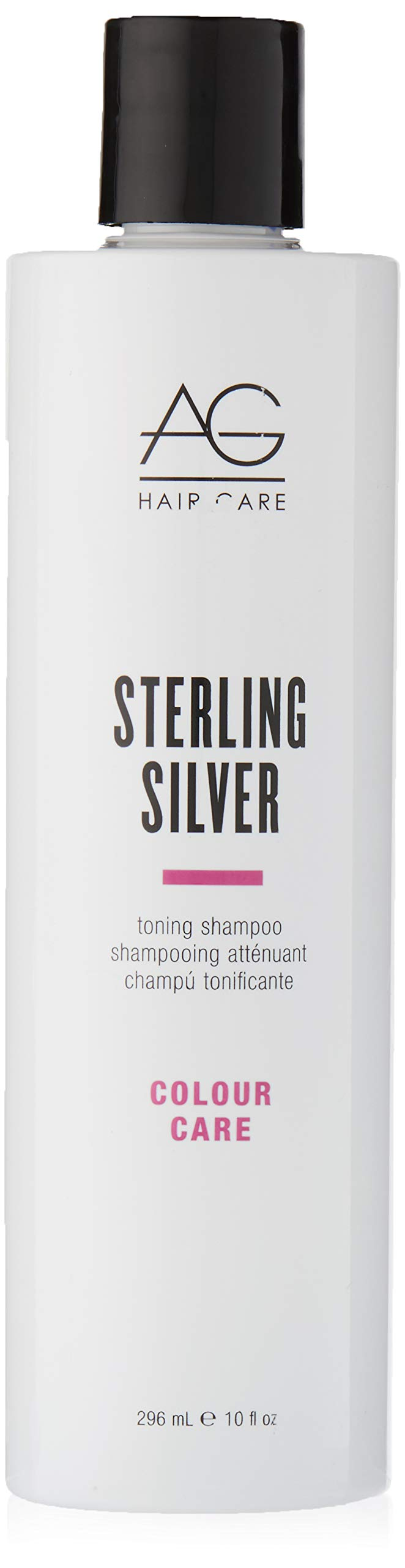 AG Hair Colour Care Sterling Silver Toning Shampoo by AG