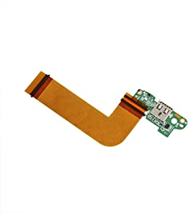 Zahara MLD-DB-USB Charge Port PCB Board Replacement for DELL Venue 11 PRO T06G 5130 Tablet