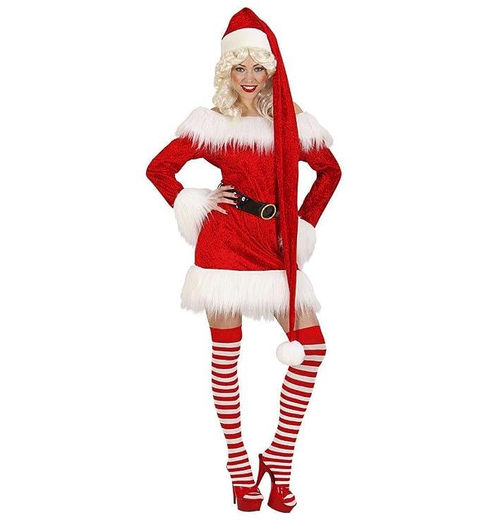 7 opinioni per Cappello Babbo Natale in Velluto, Extra Lungo