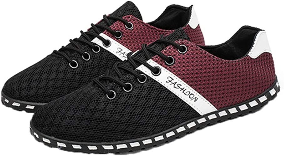Men's Summer Lace-Up Shoes Spring