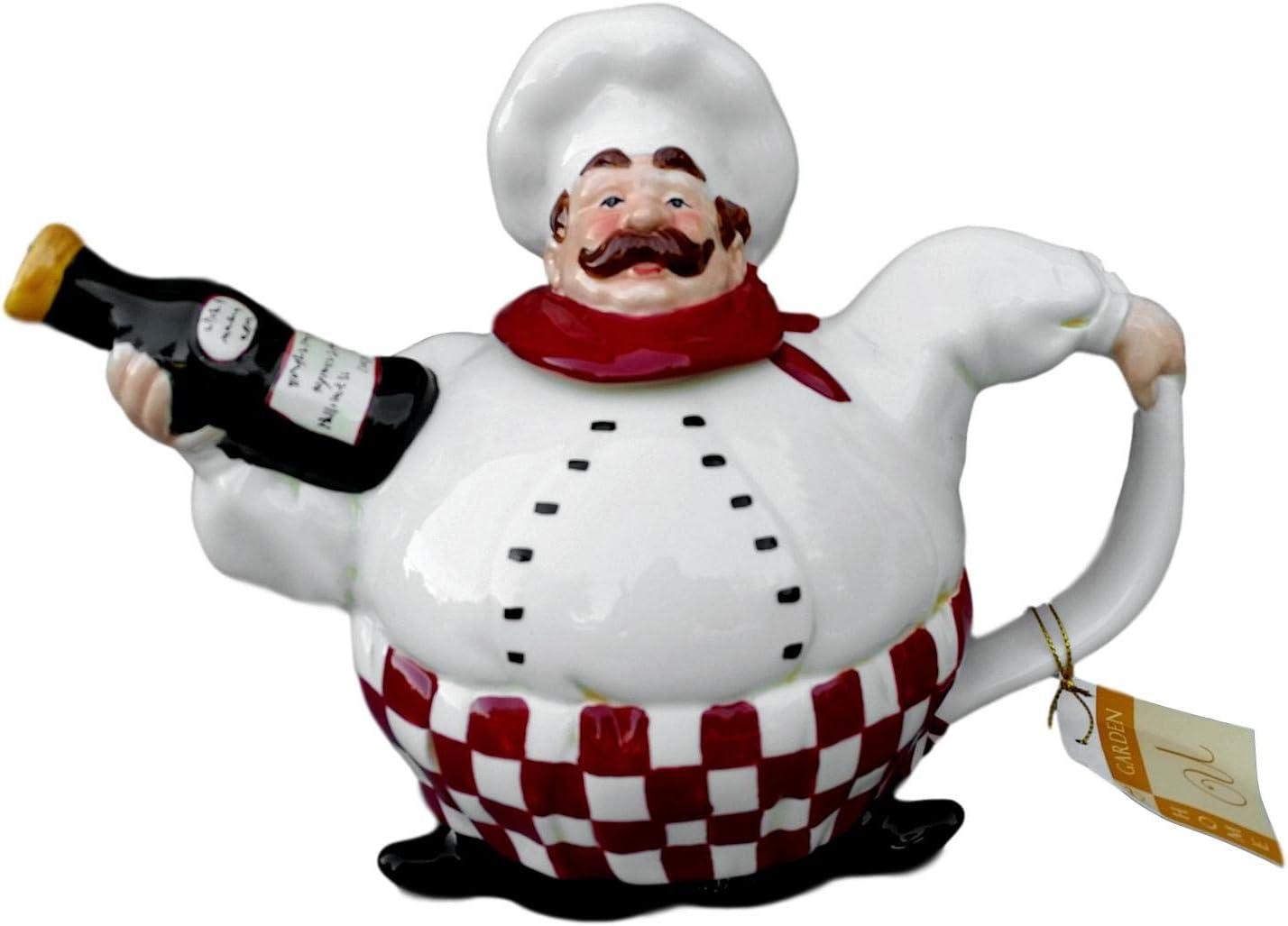 French Chef セラミックティーポット
