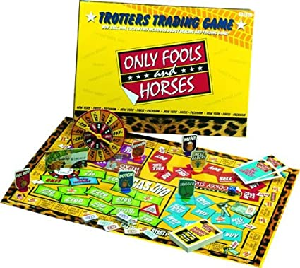 Trotter's Trading Game for 2-6 Players