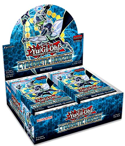 Yu-Gi-Oh! TCG: Cybernetic Horizon Booster Display (24)