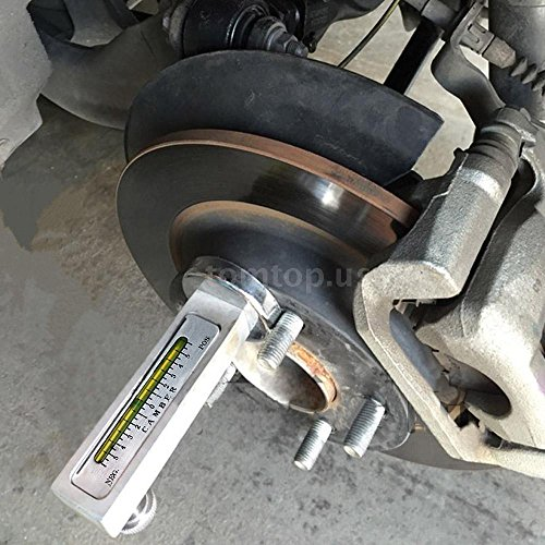FidgetFidget Auto Car Camber Castor Strut Wheel Alignment Adjustable Magnetic Gauge Tool X8C5 by FidgetFidget (Image #5)