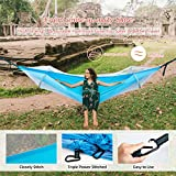 Camping Hammock with Mosquito Net 2 in 1 Ripstop