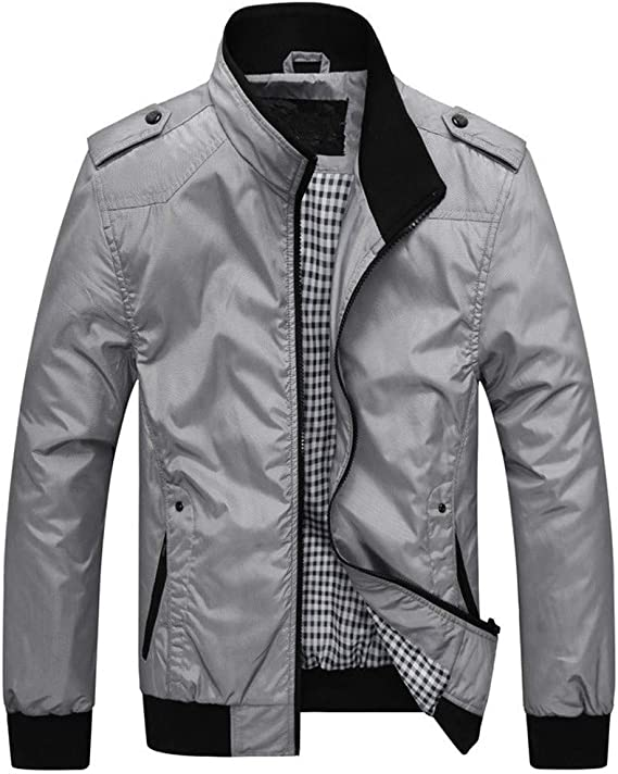 YUNY Mens Cotton Plus Velvet Slim Fit Thicken Denim Parka Jacket 6 XL