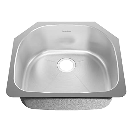 American Standard 18SB.262100.073 Prevoir 23.38 Inch Stainless ... On American  Standard American Standard Kitchen Basin Sink ...