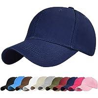 heekpek Gorra de Béisbol Casual Hats Hip-Hop Sombrero Sol al Aire Libre Tenis Deporte Golf Verano para Hombre Mujer…
