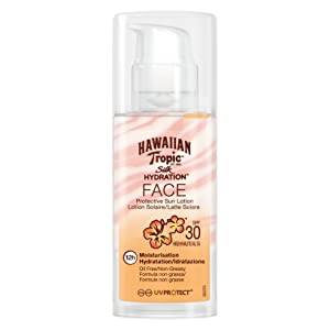 Hawaiian Tropic Silk Hydration Face with SPF 30