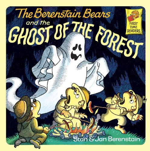 The Berenstain Bears and the Ghost of the Forest (First Time Books(R)) for $<!---->