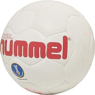 Hummel HMLSTORM PRO 2.0 - Balls Mixte Adulte Blanc/Rouge 3