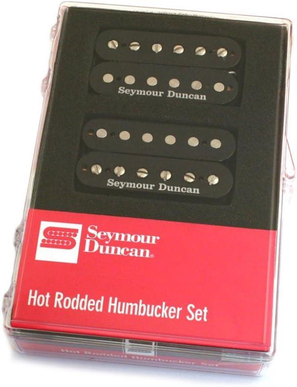 Seymour Duncan Hot Rodded Humbucker Set SH4 y SH2: Amazon.es ...