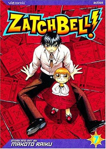Read Online Zatch Bell! Vol. 7 pdf