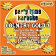 Party Tyme Karaoke - Country Gold 3 (8+8-song CD+G)