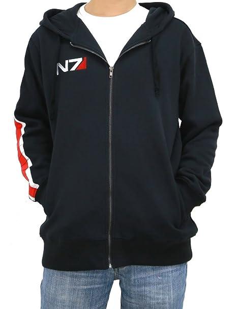 Xcoser Sudadera con capucha para hombre de versión traje chaqueta ...