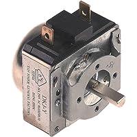 Tiempo Interruptor con campana 1NO 1pines 15min Automatismo