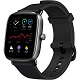 Amazfit GTS 2 Mini Fitness Smart Watch, Super-Light Thin Design, 14-Days Battery Life, 70+ Sports Modes, SpO2 Level Measureme