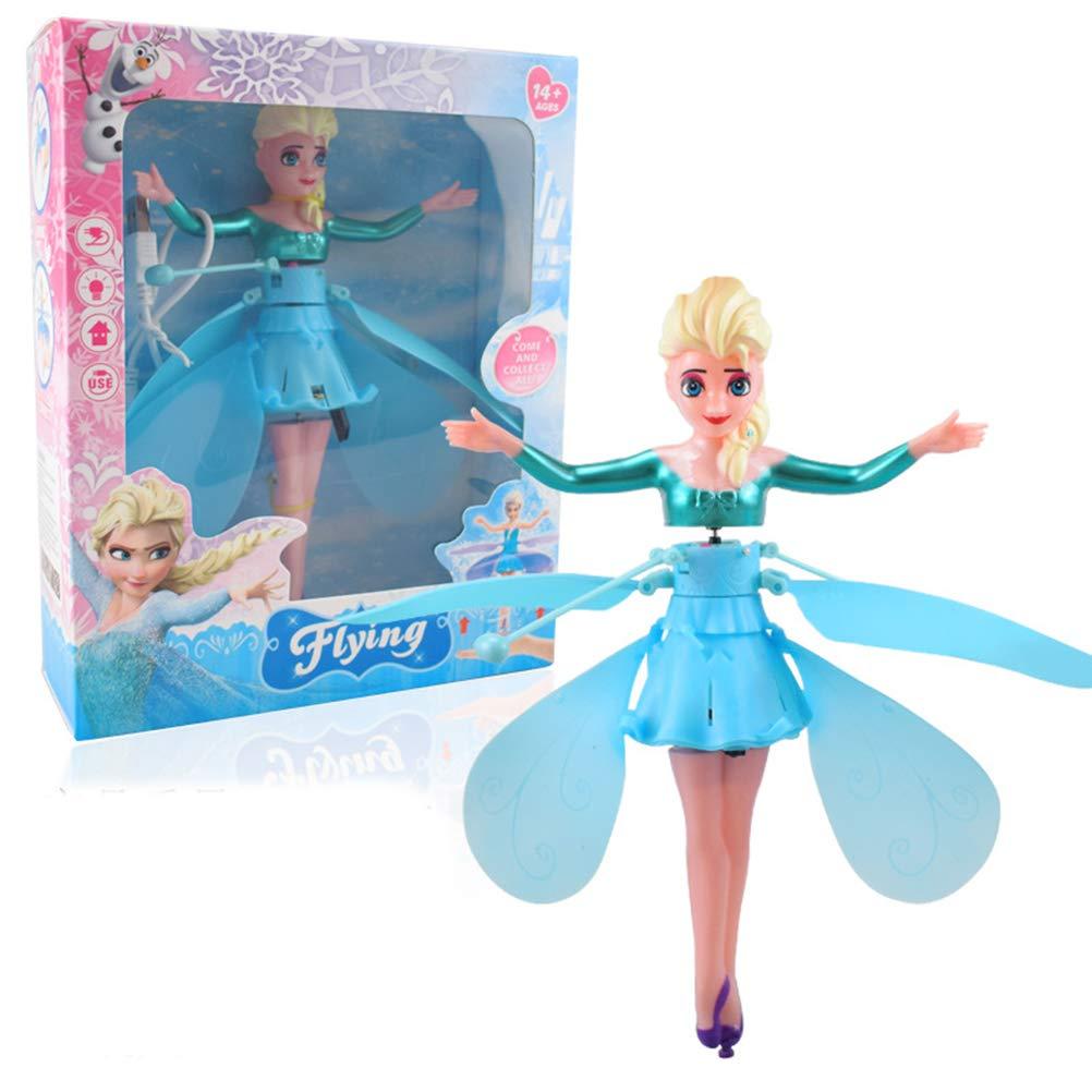 Weedon Muñeca mágica de Hadas voladoras, inducción infrarroja y ...