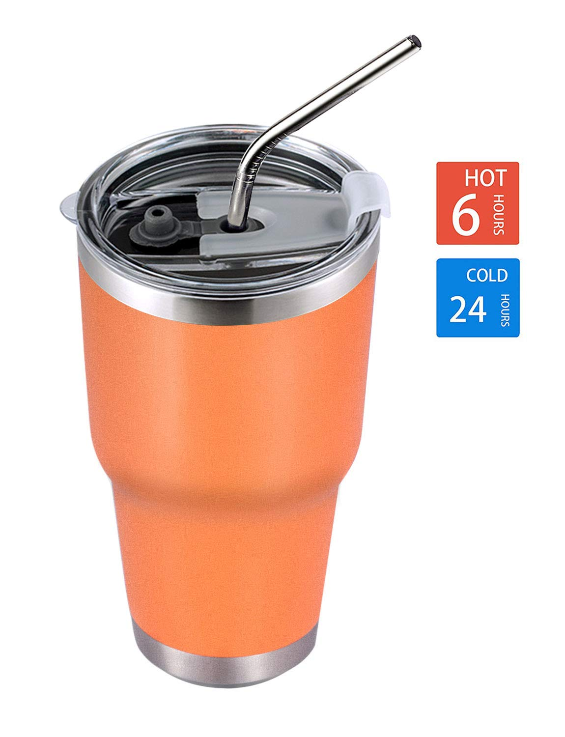 Mark Susinno Bass and Spinner 24oz Vacuum Insulated Travel Tumbler