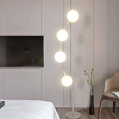 Floor Stand Lights - Lámpara de pie para salón con arco para ...