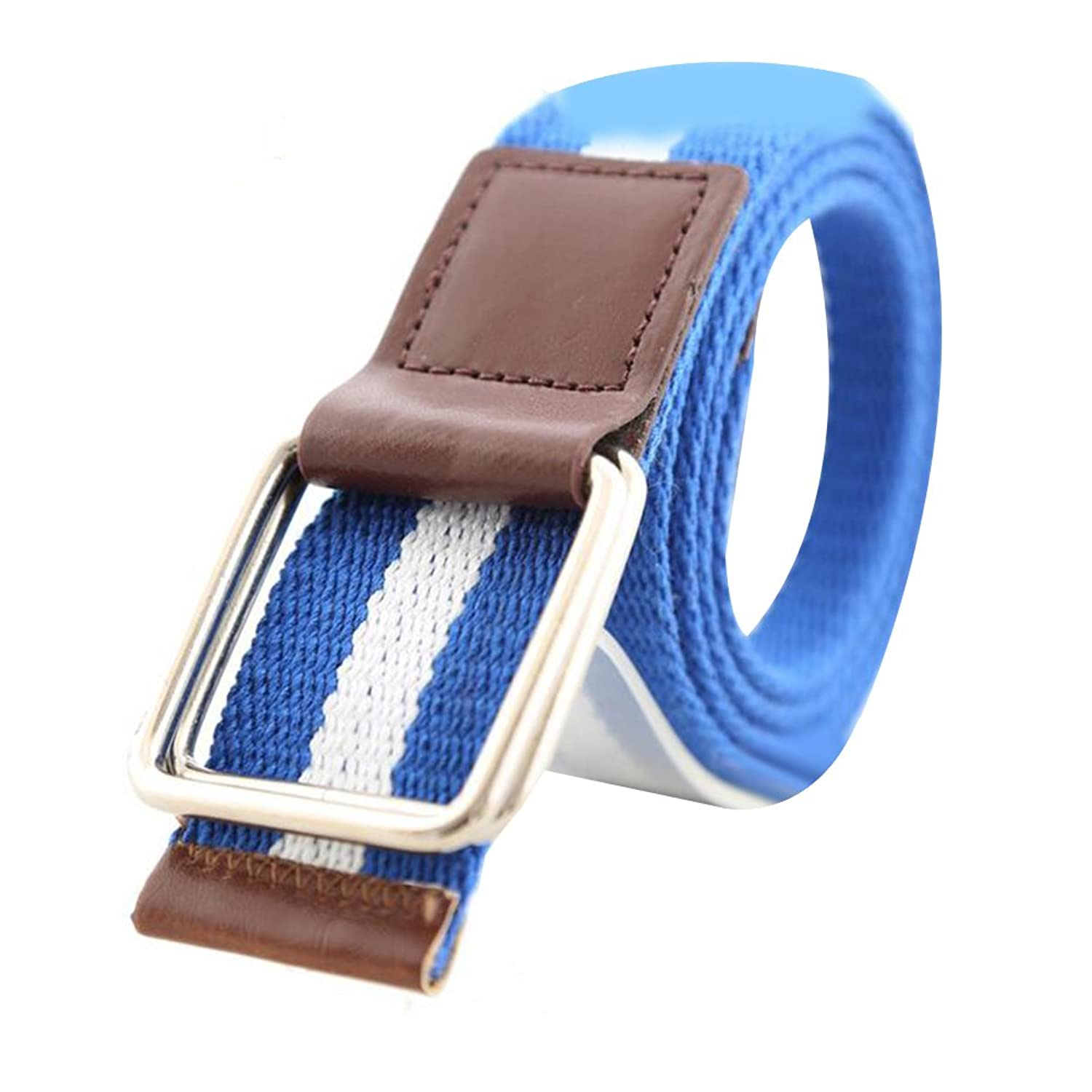 Sitong Unisex casual striped canvas belt(7 colors)