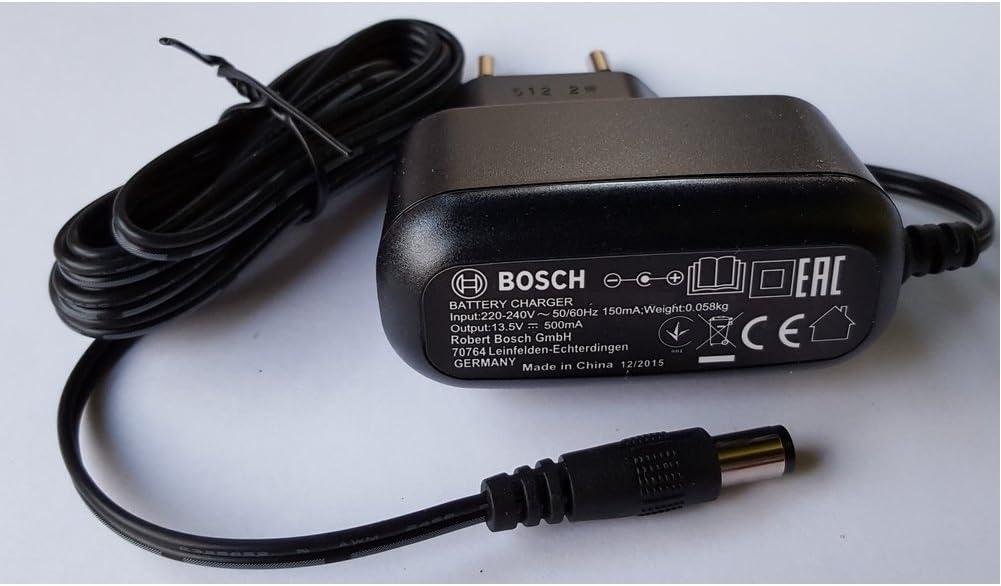 Bosch Netzteil//Ladeger/ät f/ür Akkuschrauber PSR 1080 LI Original 220-240V