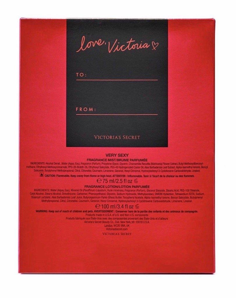 Victoria's Secret Very Sexy Fragrance Mist & Lotion Gift Set by Victoria's Secret (Image #2)
