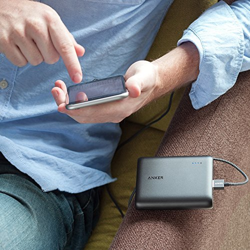 Anker PowerCore 10400mAh External Battery Pack for All Smartphones - Black by Anker (Image #6)