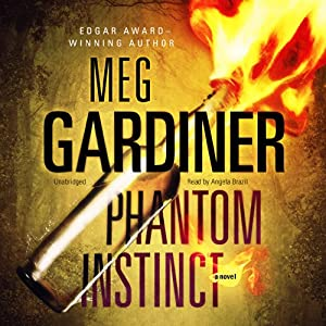 Phantom Instinct Audiobook