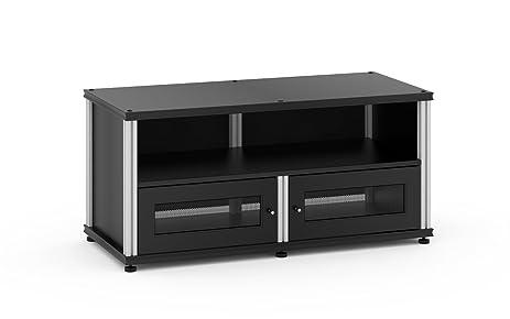 Amazon.com: Salamander Designs SB229B/A Synergy Two Shelf A/V ...