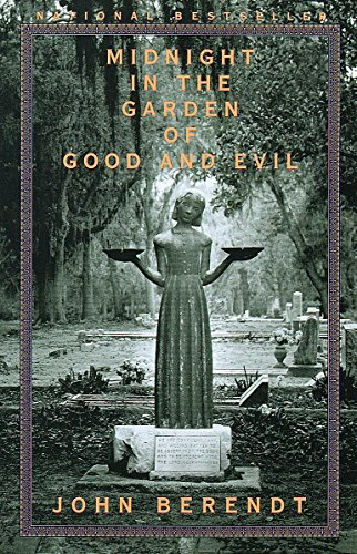 Midnight in the Garden of Good and Evil cover